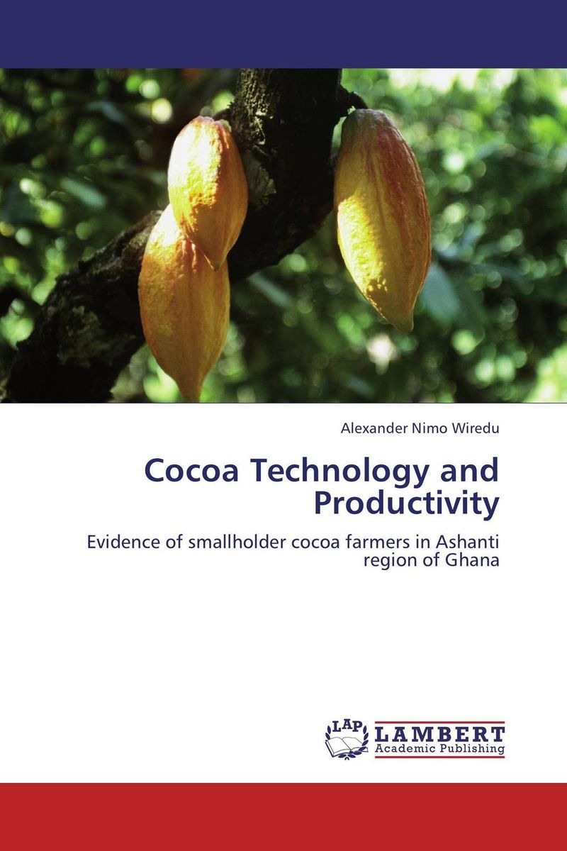 Cocoa Technology and Productivity critical analysis of adoption of improved fisheries technologies