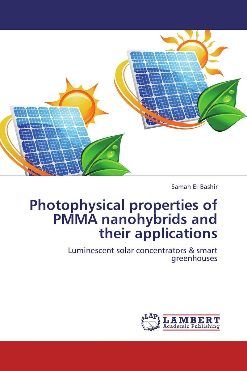 Photophysical properties of PMMA nanohybrids and their applications parnas bibliotheca microbiologica brucella phages properties and application