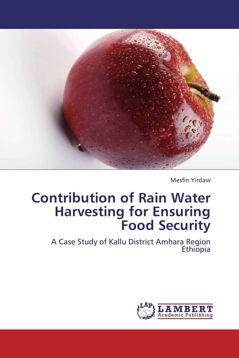 Contribution of Rain Water Harvesting for Ensuring Food Security bride of the water god v 3