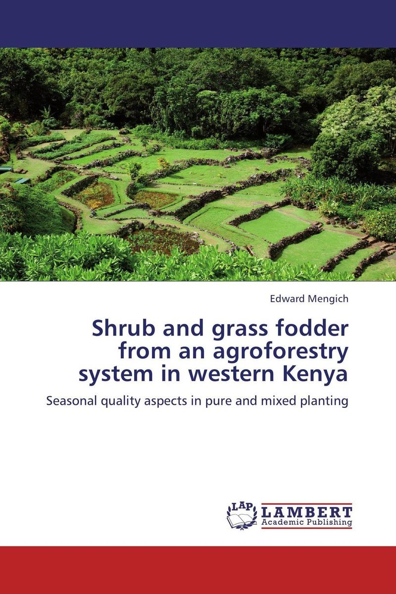 Shrub and grass fodder from an agroforestry system in western Kenya multirobot tethering