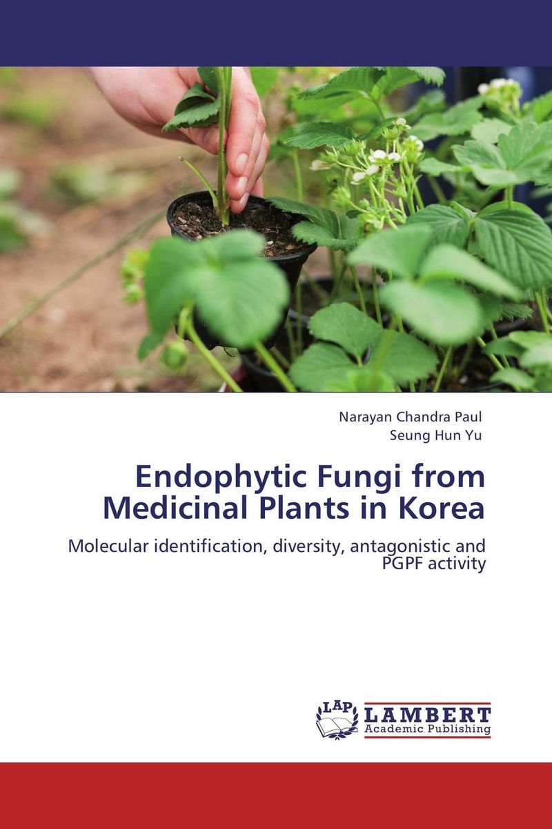 Endophytic Fungi from Medicinal Plants in Korea production and purification of laccase from white rot fungi