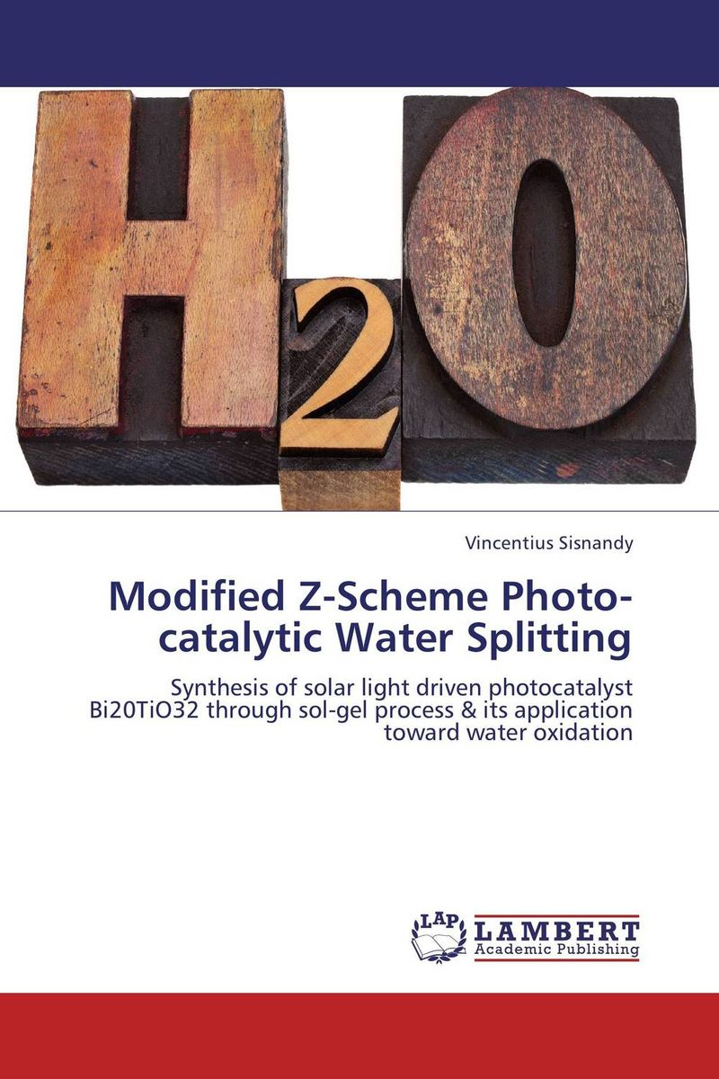 Modified Z-Scheme Photo-catalytic Water Splitting driven to distraction