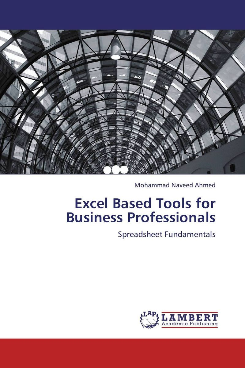 Excel Based Tools for Business Professionals overview of web based business