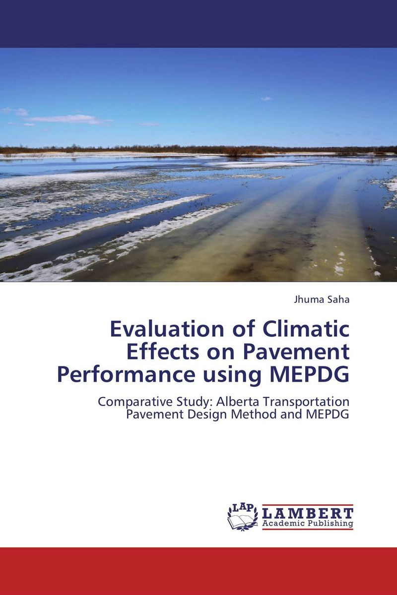Evaluation of Climatic Effects on Pavement Performance using MEPDG design and evaluation of microemulsion gel system of nadifloxacin
