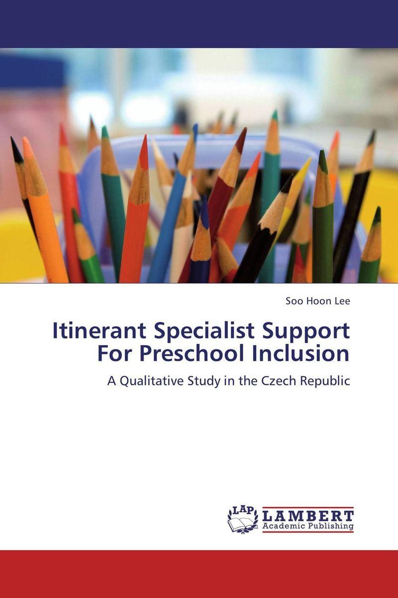 Itinerant Specialist Support For Preschool Inclusion education preschool