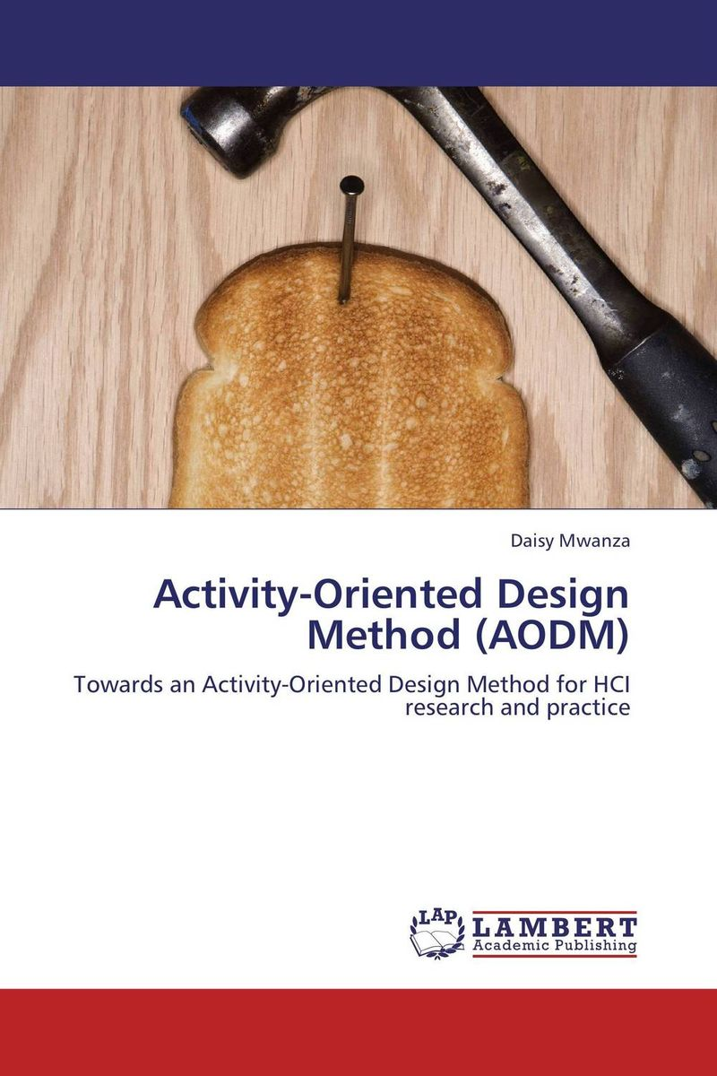 цена на Activity-Oriented Design Method (AODM)