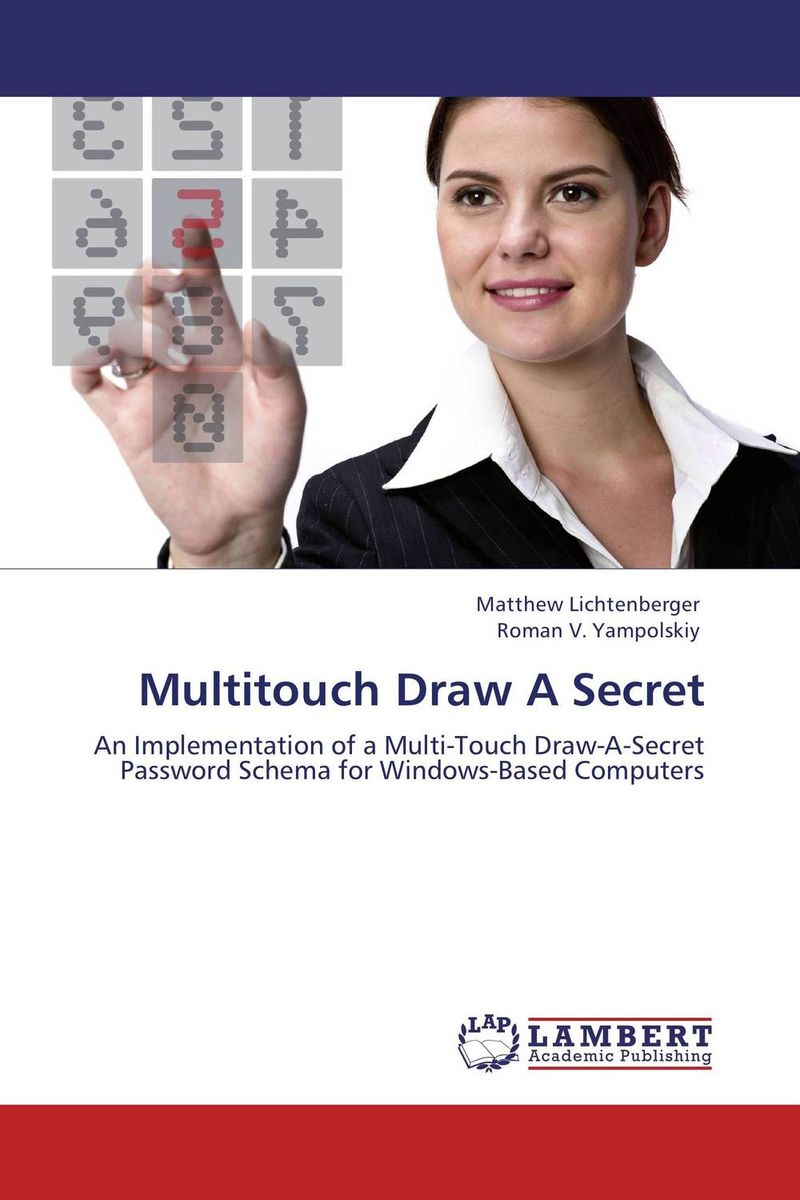Multitouch Draw A Secret user password