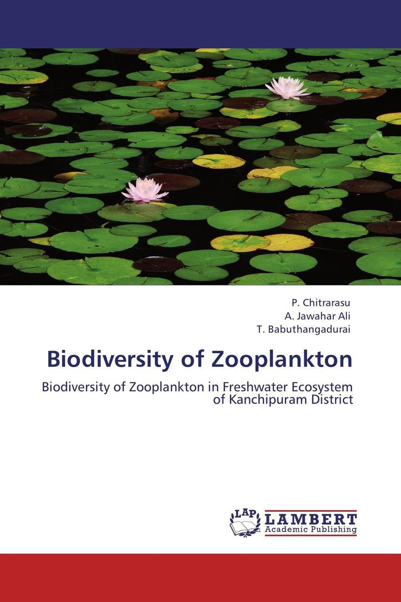 Biodiversity of Zooplankton a guide to common freshwater crustacean zooplankton of egypt
