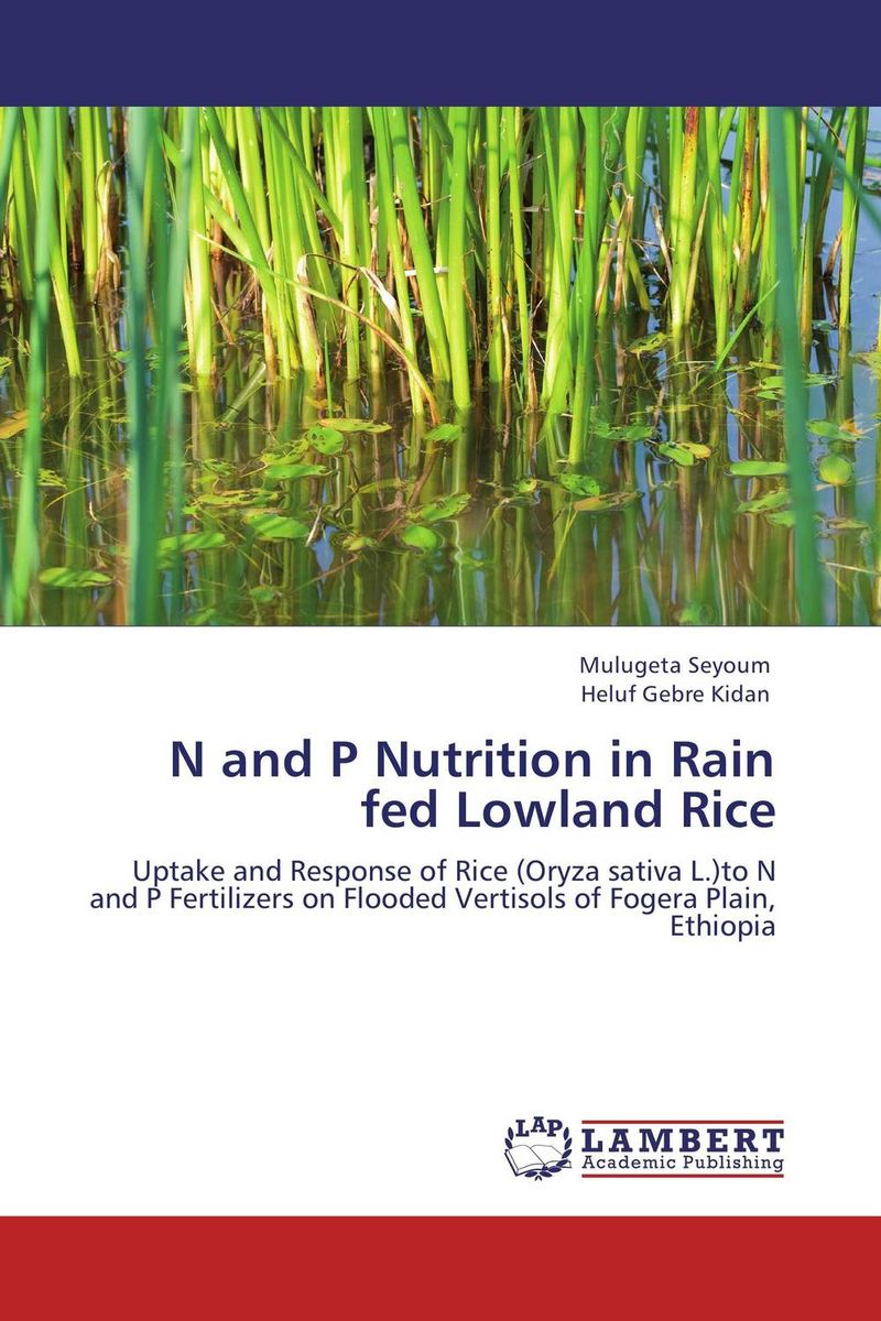 N and P Nutrition in Rain fed Lowland Rice farmers response to integrated plant nutrition system