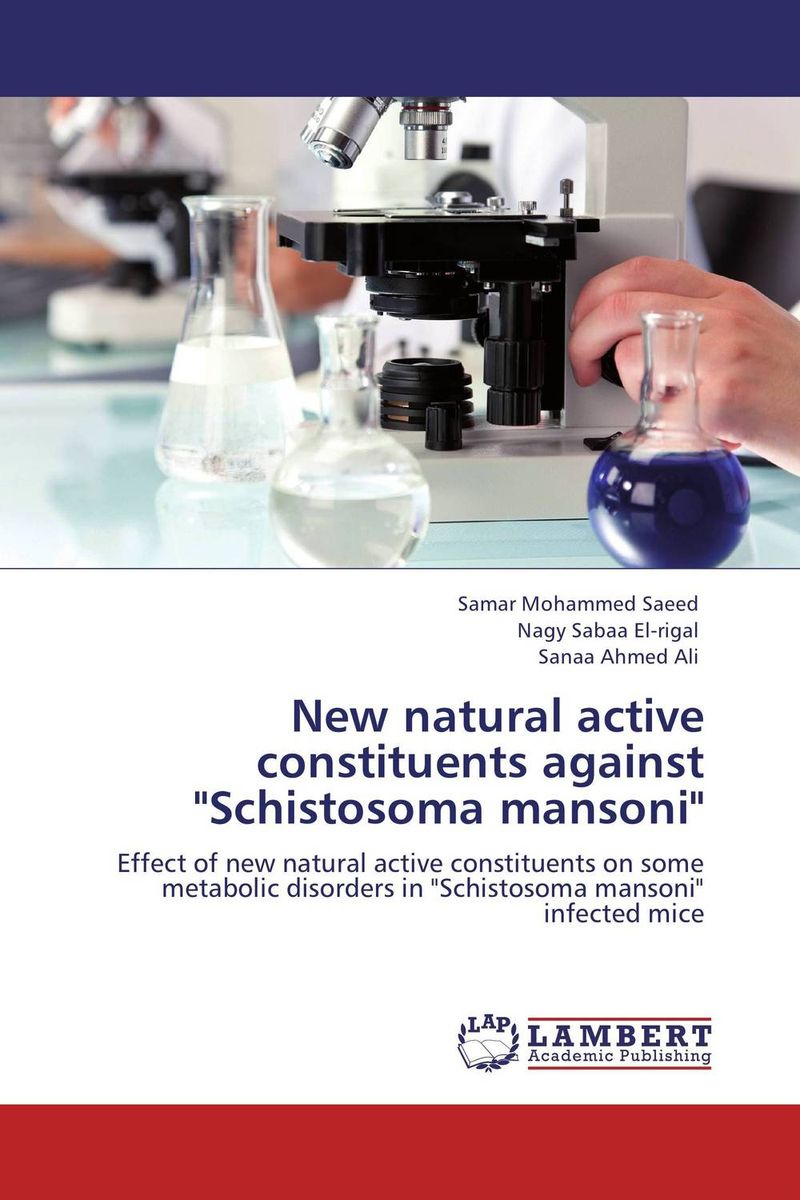 New natural active constituents against Schistosoma mansoni getachew alebie epidemiological study on schistosoma mansoni infection