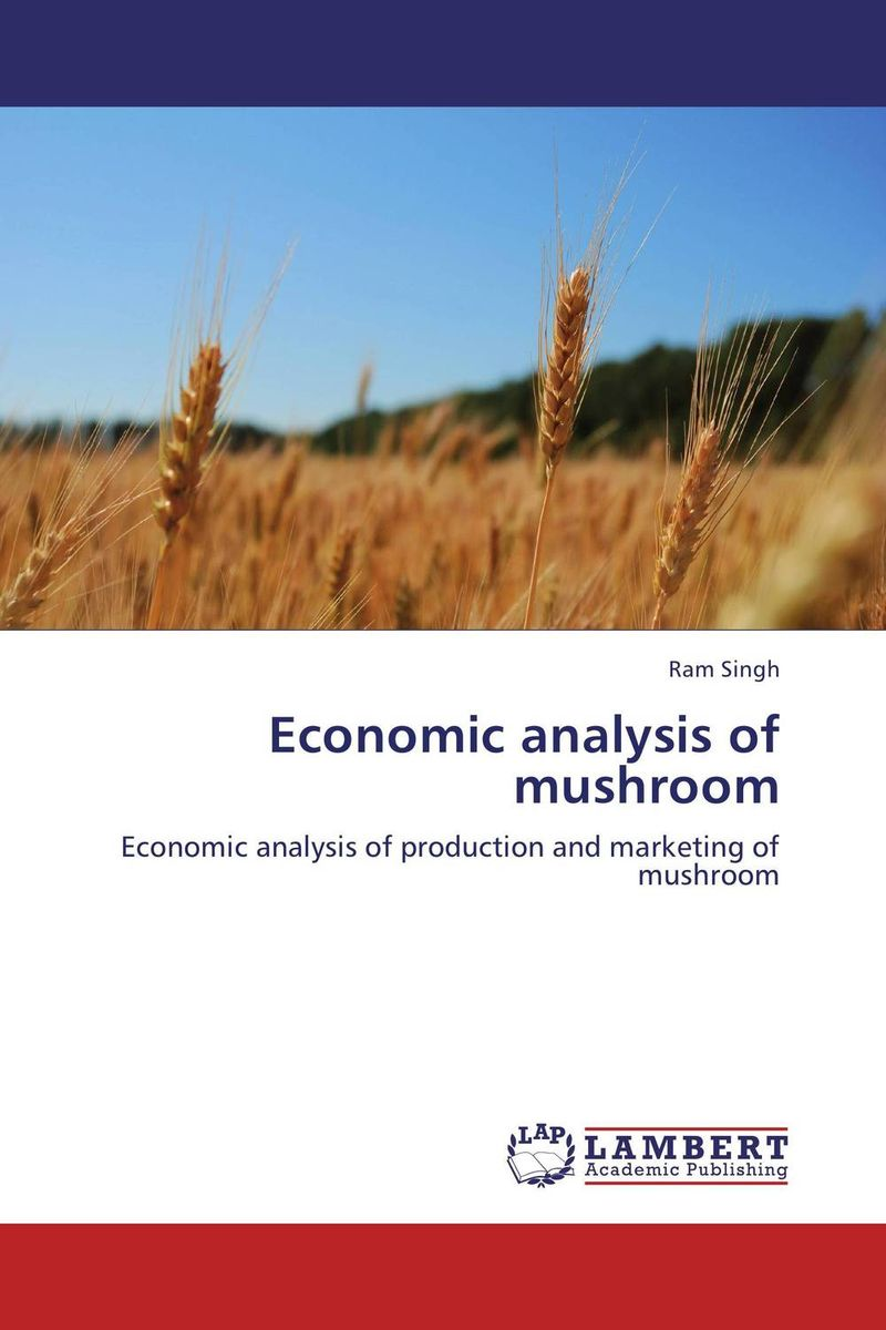 Economic analysis of mushroom handbook of international economics 3