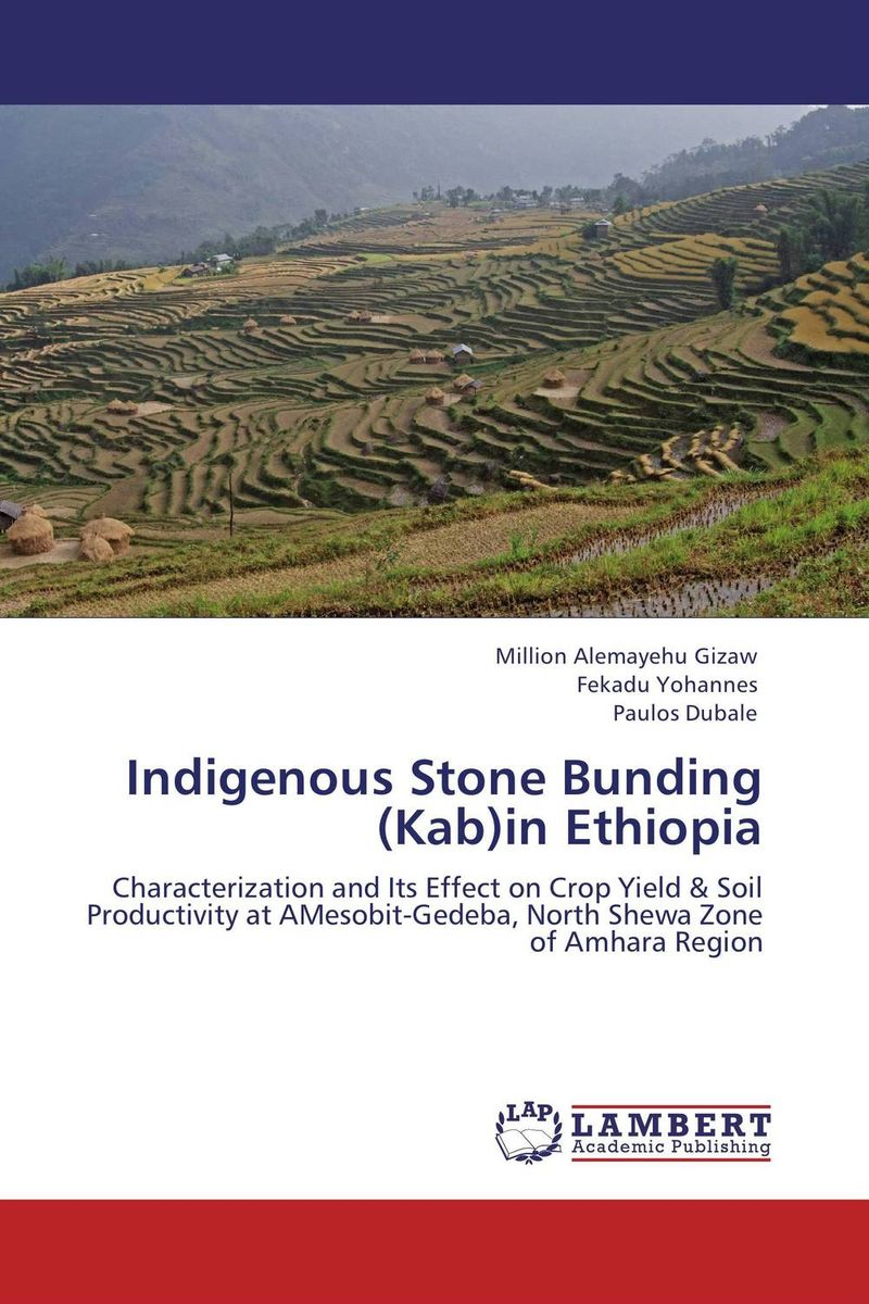Indigenous Stone Bunding (Kab)in Ethiopia from research to practice in stone columns and reinforced stone columns as soil improvement techniques