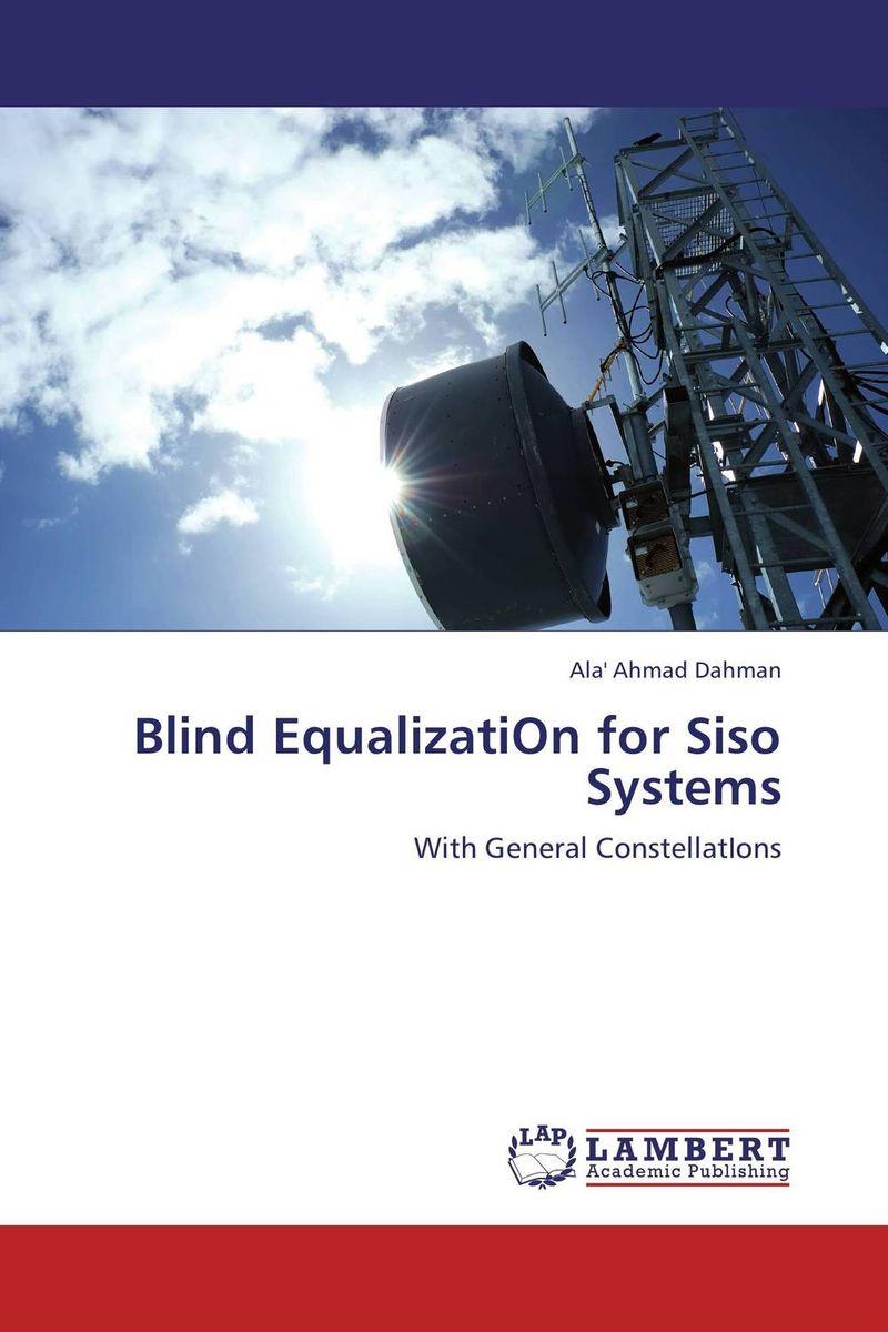 купить Blind Equalizati?On for Siso Systems недорого