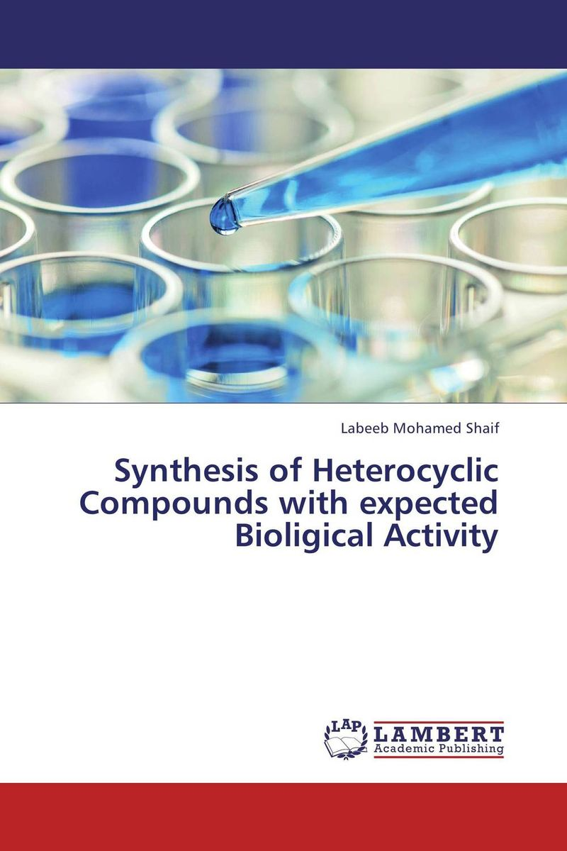 Synthesis of Heterocyclic Compounds with expected Bioligical Activity d rakesh s s kalyan kamal and sumair faisal ahmed synthesis