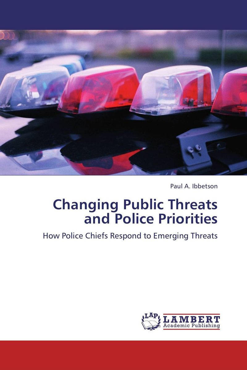 Changing Public Threats and Police Priorities public parks – the key to livable communities