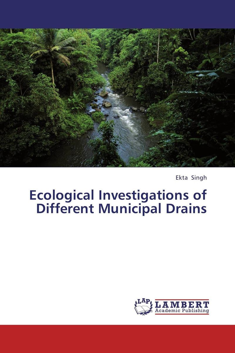 Ecological Investigations of Different Municipal Drains physico chemical analysis of water of balco area