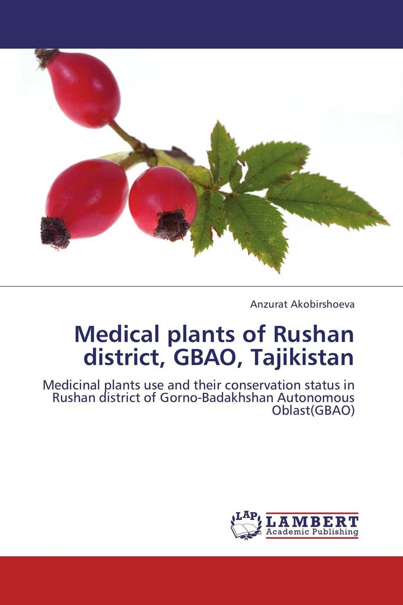 Medical plants of Rushan district, GBAO, Tajikistan discovery of natural antioxidants from sudanese medicinal plants