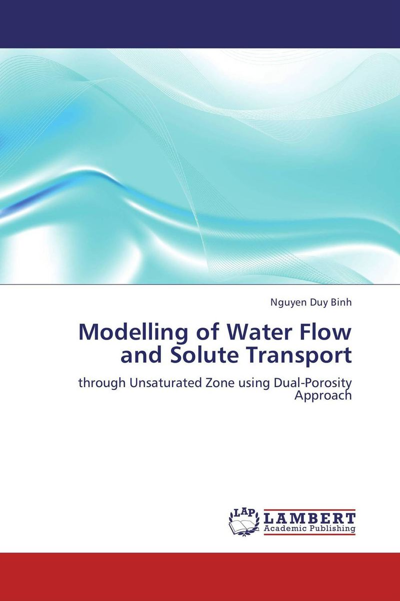 Modelling of Water Flow and Solute Transport bride of the water god v 3