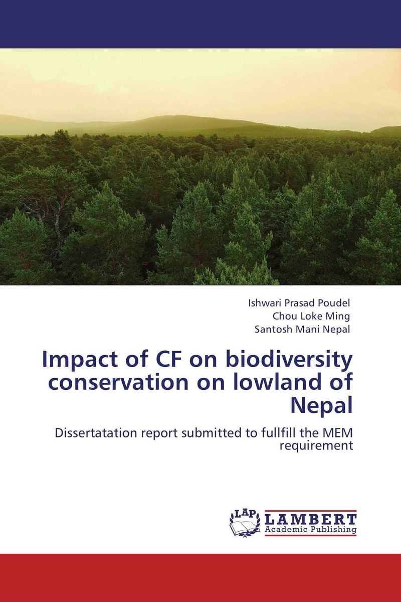 Impact of CF on biodiversity conservation on lowland of Nepal