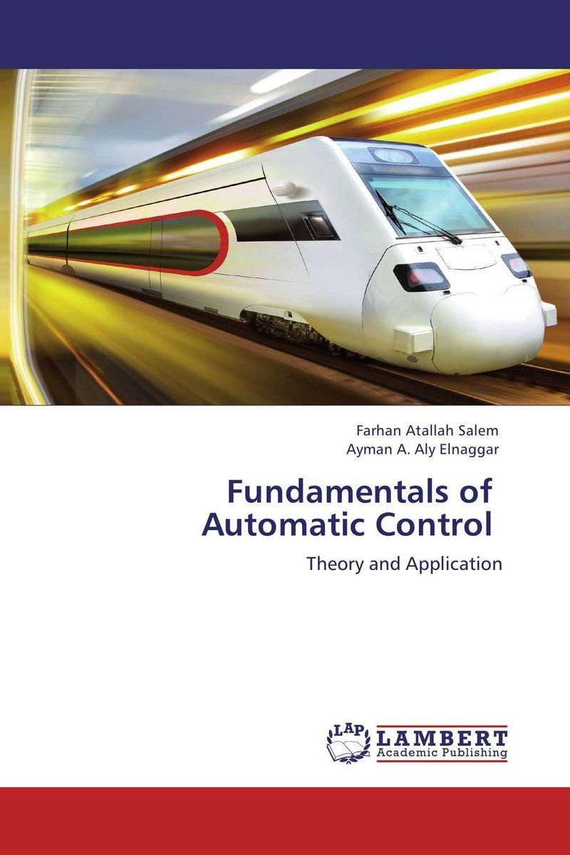 Fundamentals of   Automatic Control fundamentals for control of robotic manipulators