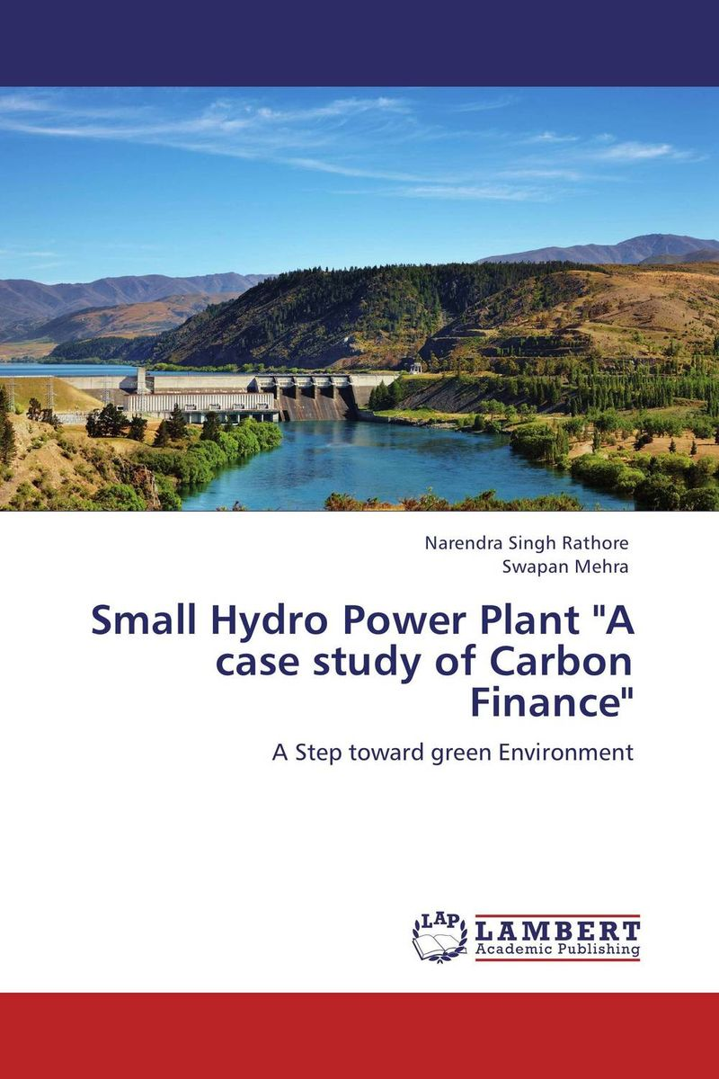 Small Hydro Power Plant A case study of Carbon Finance development of a computational interface for small hydropower plant