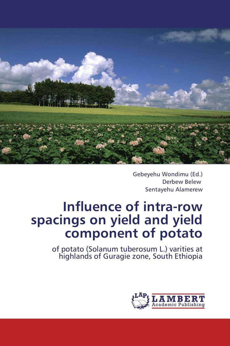 Influence of intra-row spacings on yield and yield component of potato yemane kahsay intra row spacing and variety effects on onion at aksum ethiopia