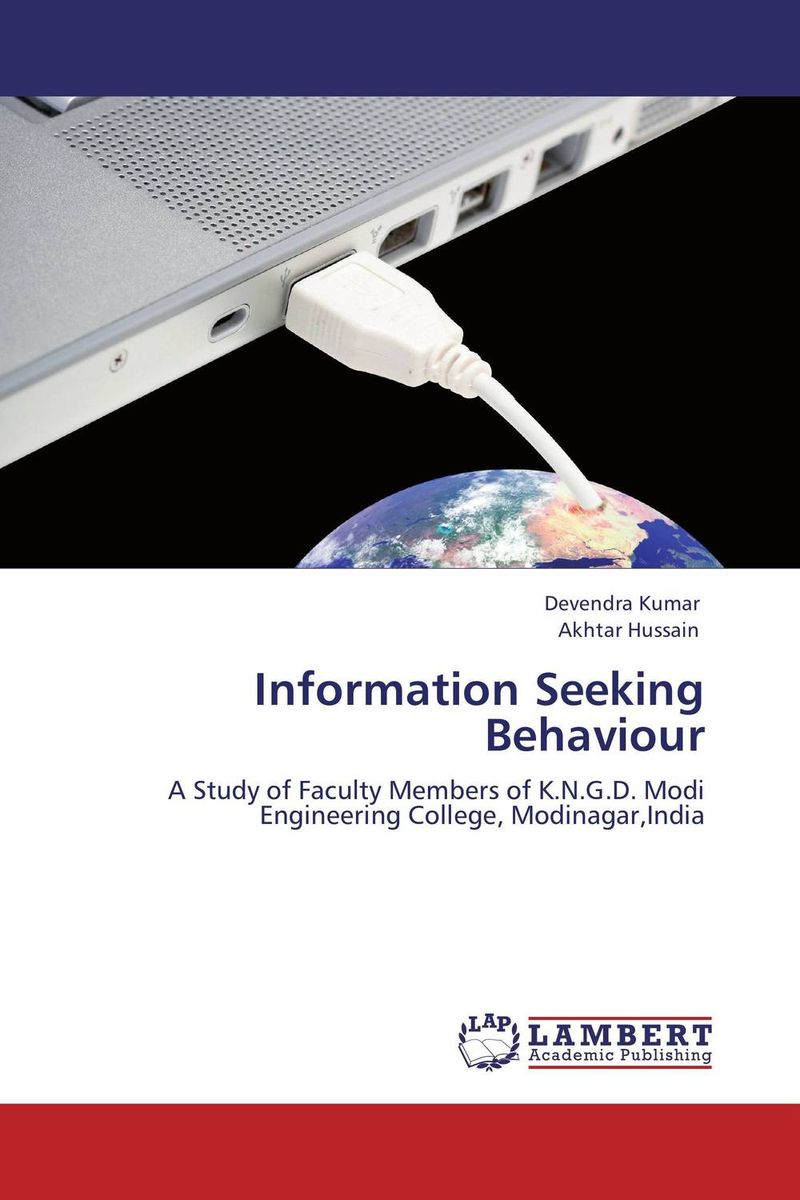 Information Seeking Behaviour the invisible library
