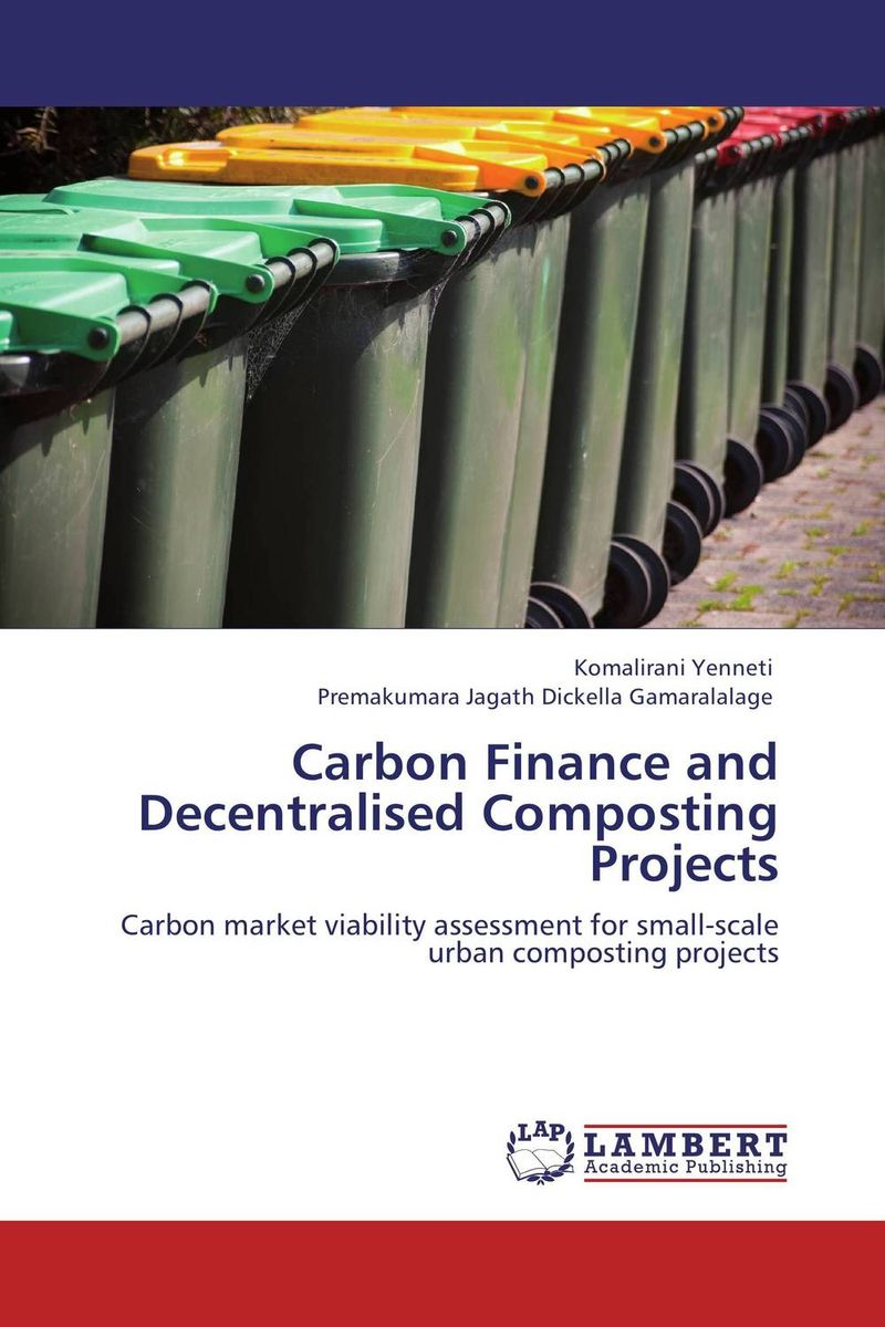 Carbon Finance and Decentralised Composting Projects managing projects made simple