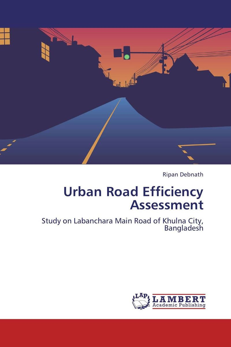 Urban Road Efficiency Assessment river road