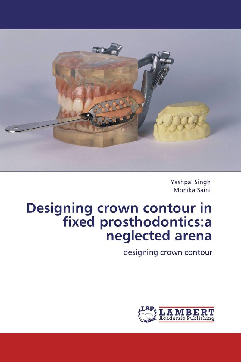 Designing crown contour in fixed prosthodontics:a neglected arena clinical trial protocol designing of linagliptin