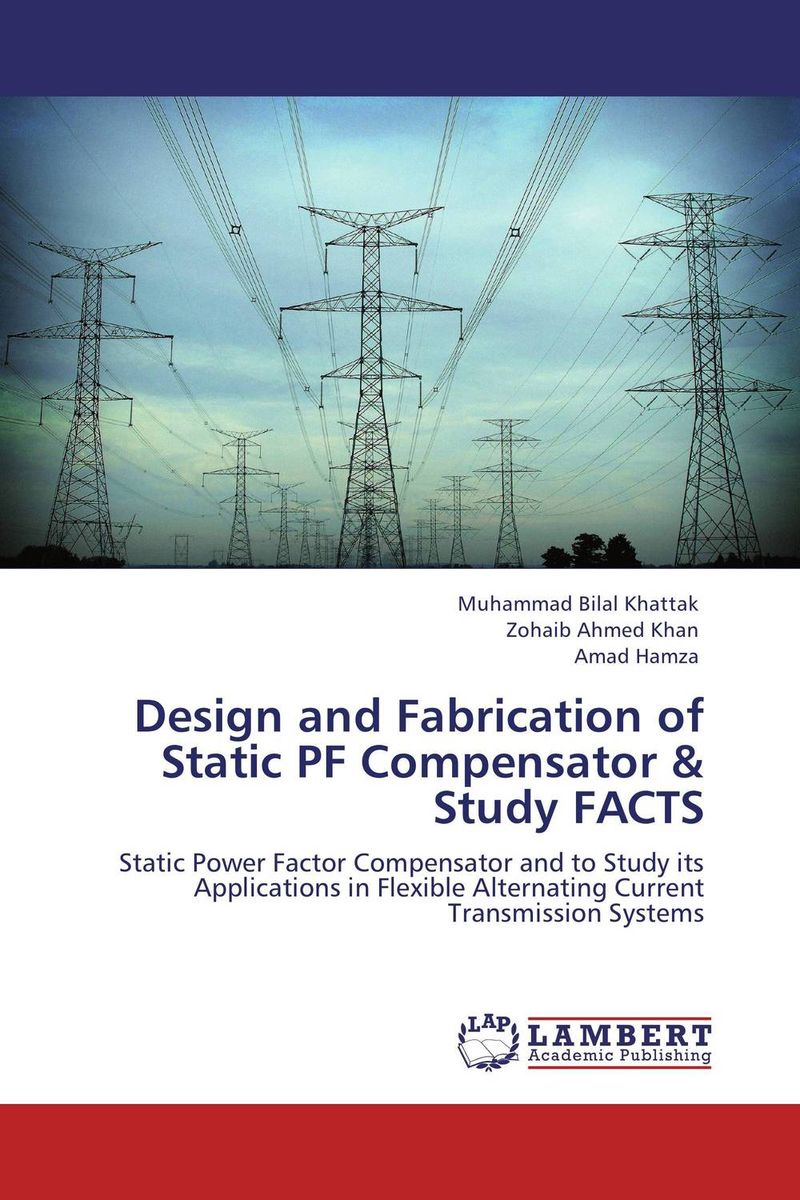 Design and Fabrication of Static PF Compensator & Study FACTS design and fabrication plasma diagnostics in ir t1 tokamak