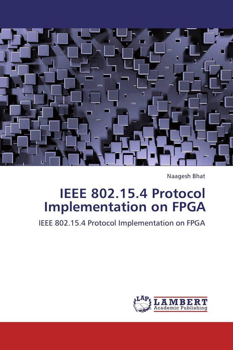 IEEE 802.15.4 Protocol Implementation on FPGA