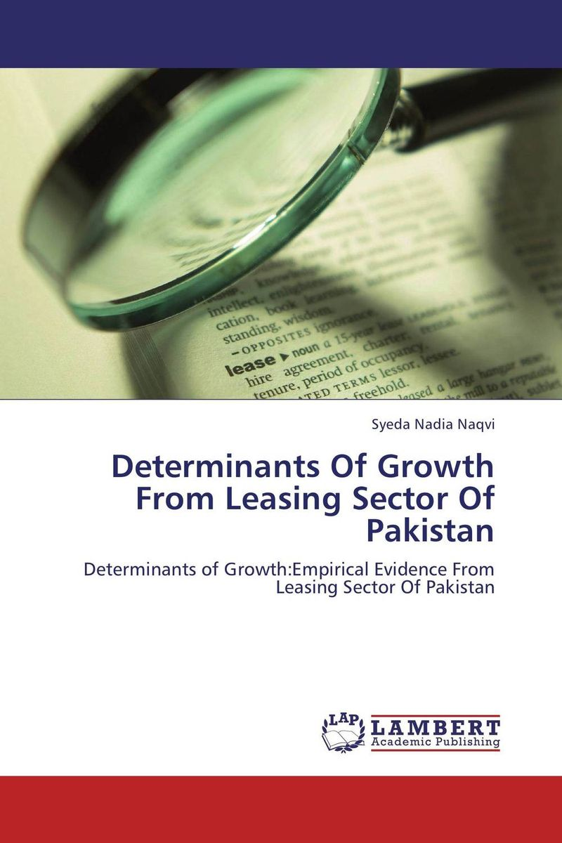 Determinants Of Growth From Leasing Sector Of Pakistan islam between jihad and terrorism