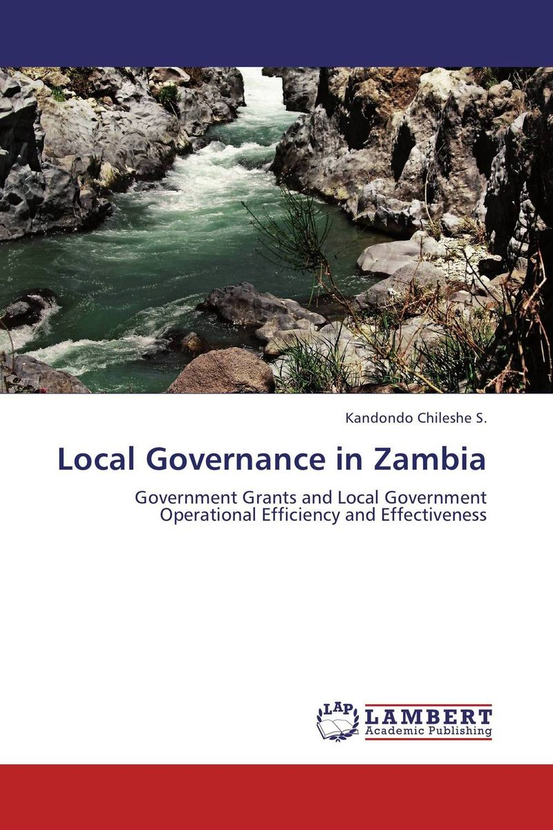 Local Governance in Zambia atamjit singh pal paramjit kaur khinda and amarjit singh gill local drug delivery from concept to clinical applications