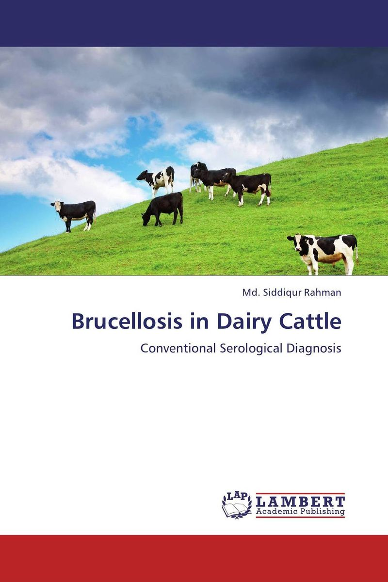 Brucellosis in Dairy Cattle therapeutic management of infertility in cattle