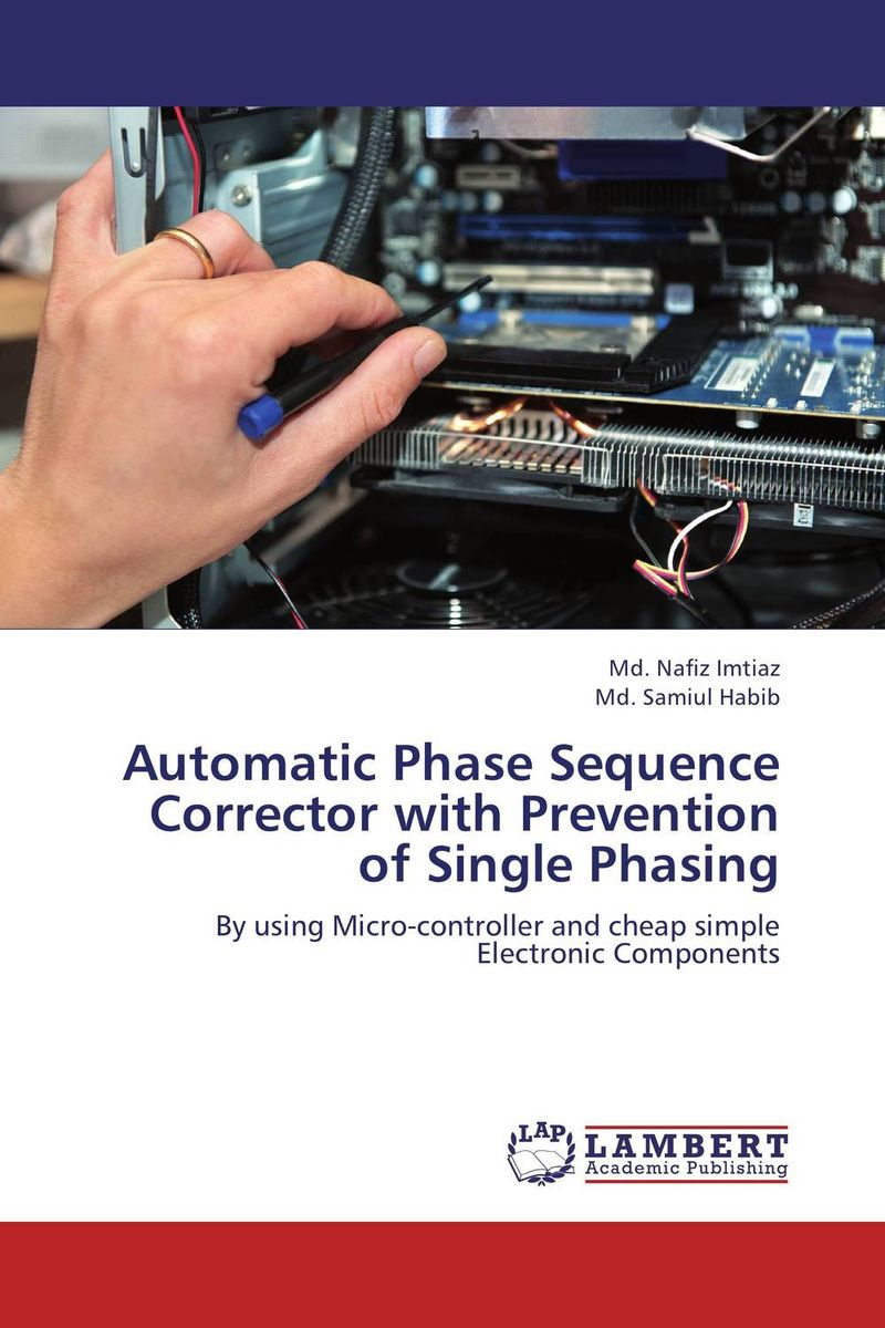 Automatic Phase Sequence Corrector with Prevention of Single Phasing mike collins the one page project manager for execution drive strategy and solve problems with a single sheet of paper