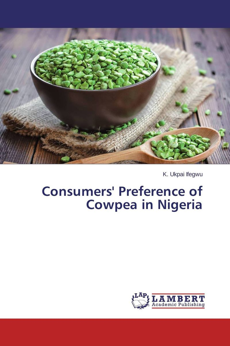 Consumers' Preference of Cowpea in Nigeria