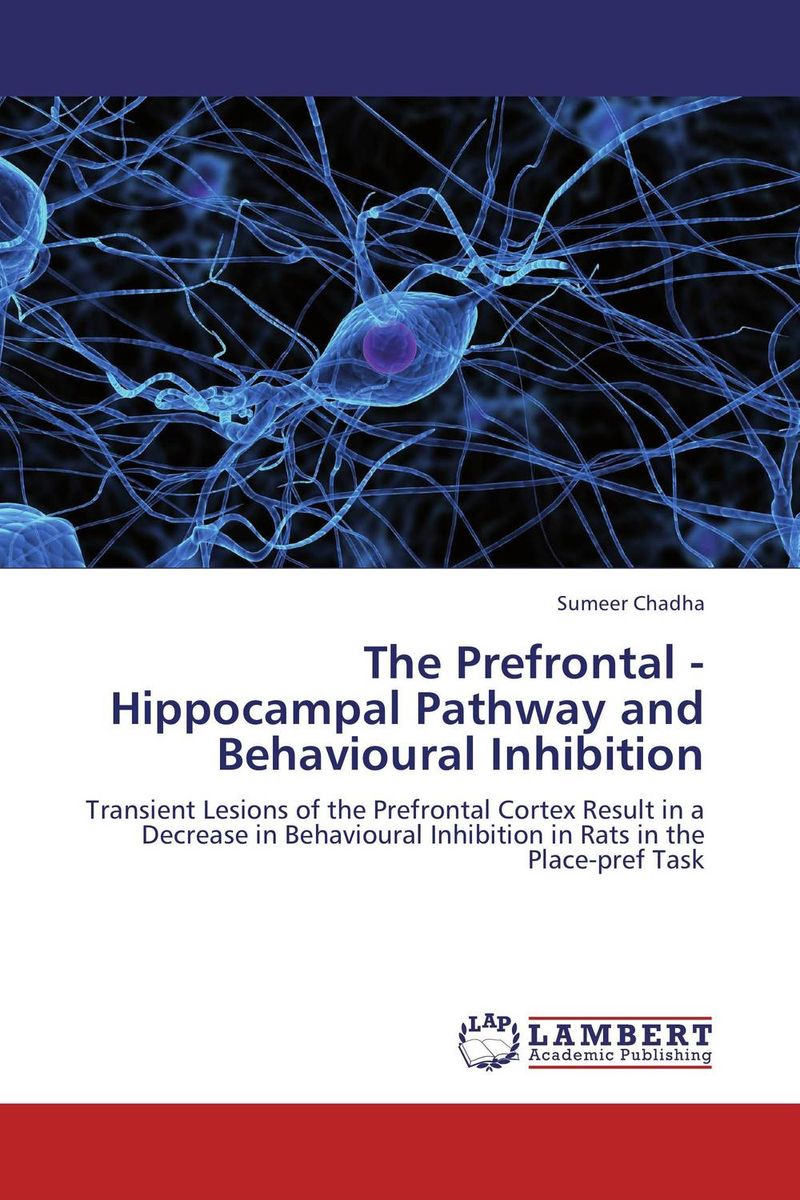The Prefrontal - Hippocampal Pathway and Behavioural Inhibition the prefrontal cortex fourth edition