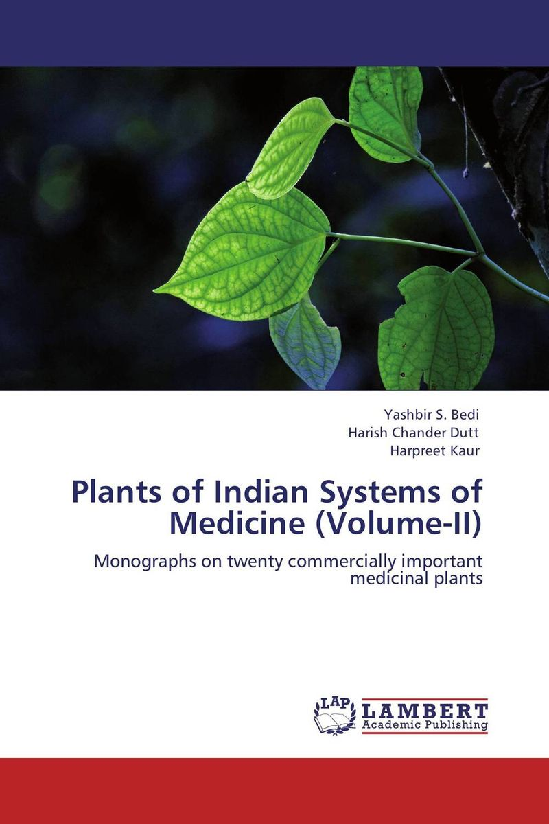 Plants of Indian Systems of Medicine (Volume-II) handbook of fixed income securities volume ii
