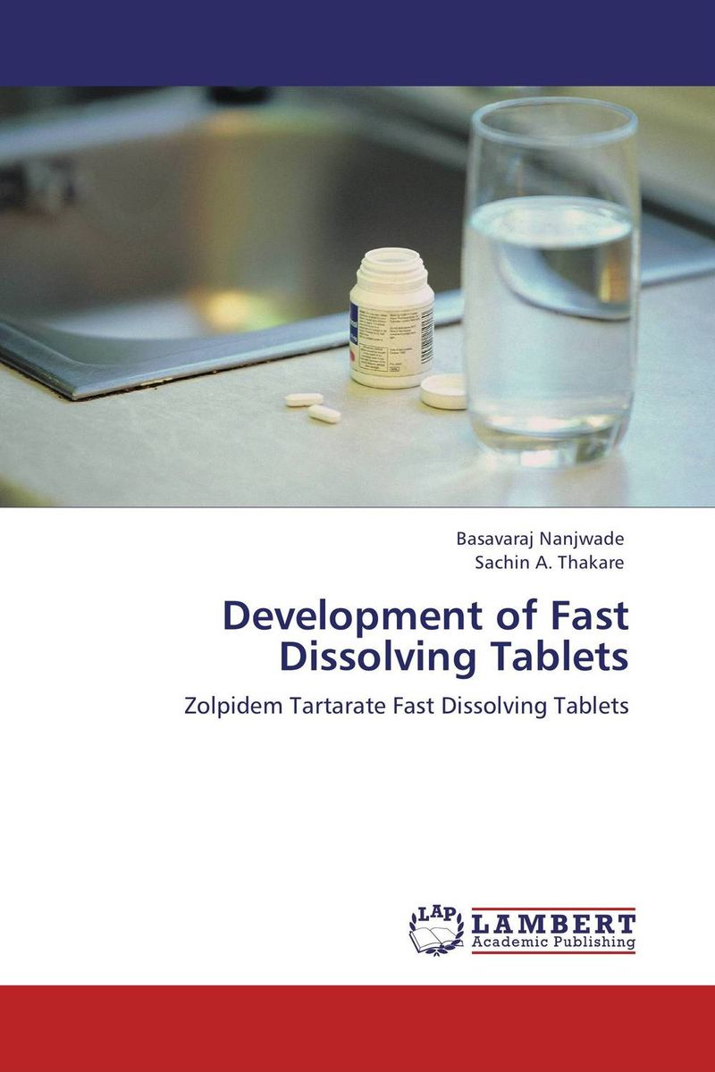 Development of  Fast Dissolving Tablets design and development of niosomal delivery system for ketoprofen