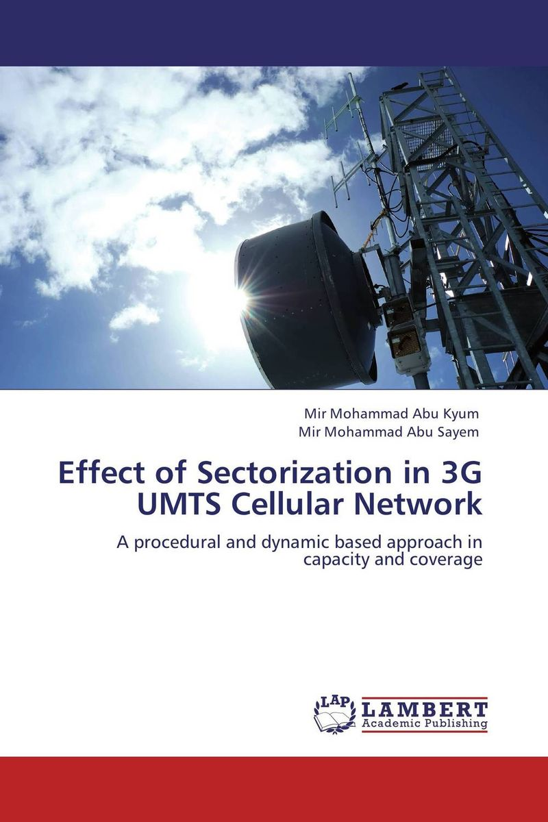 Effect of Sectorization in 3G UMTS Cellular Network the universal energy one kind different degrees