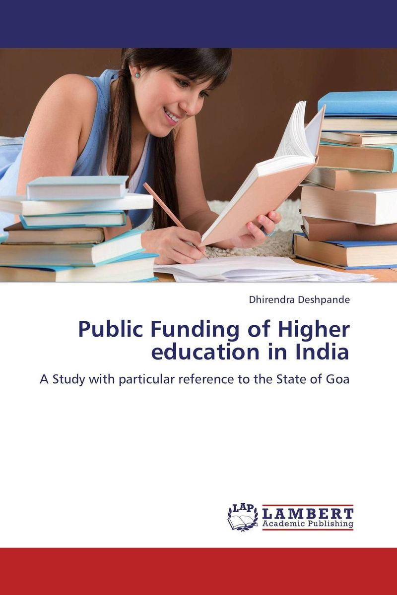 Public Funding of Higher education in India neema nitume financing higher education in tanzania