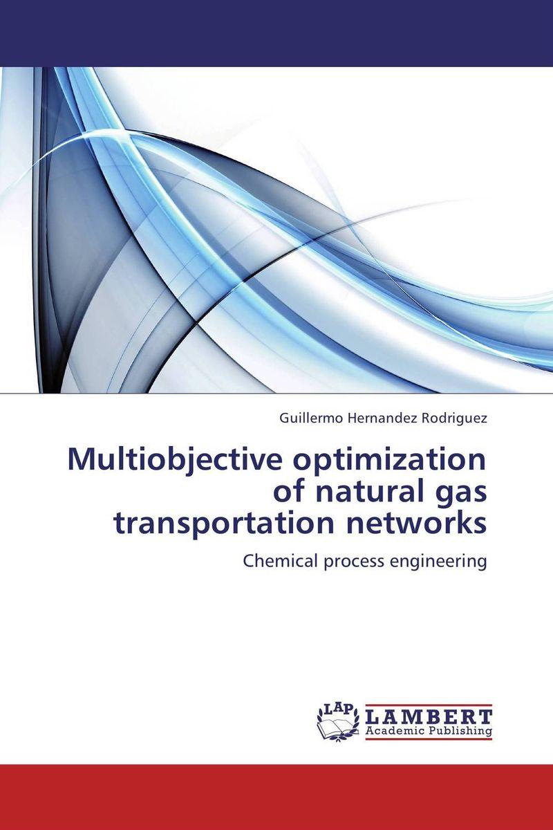 Multiobjective optimization of natural gas transportation networks multiobjective optimization of natural gas transportation networks