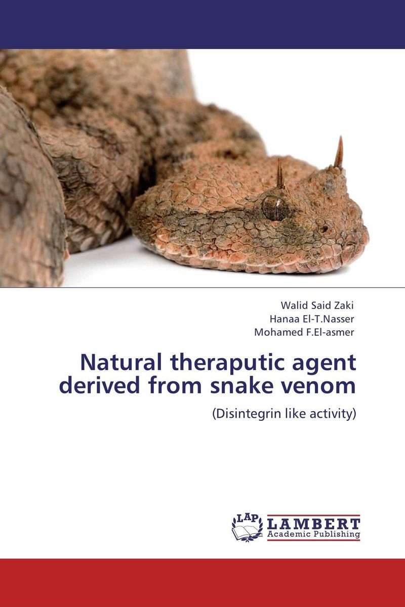 Natural theraputic agent derived from snake venom studies on schiff bases derived from acetophenones