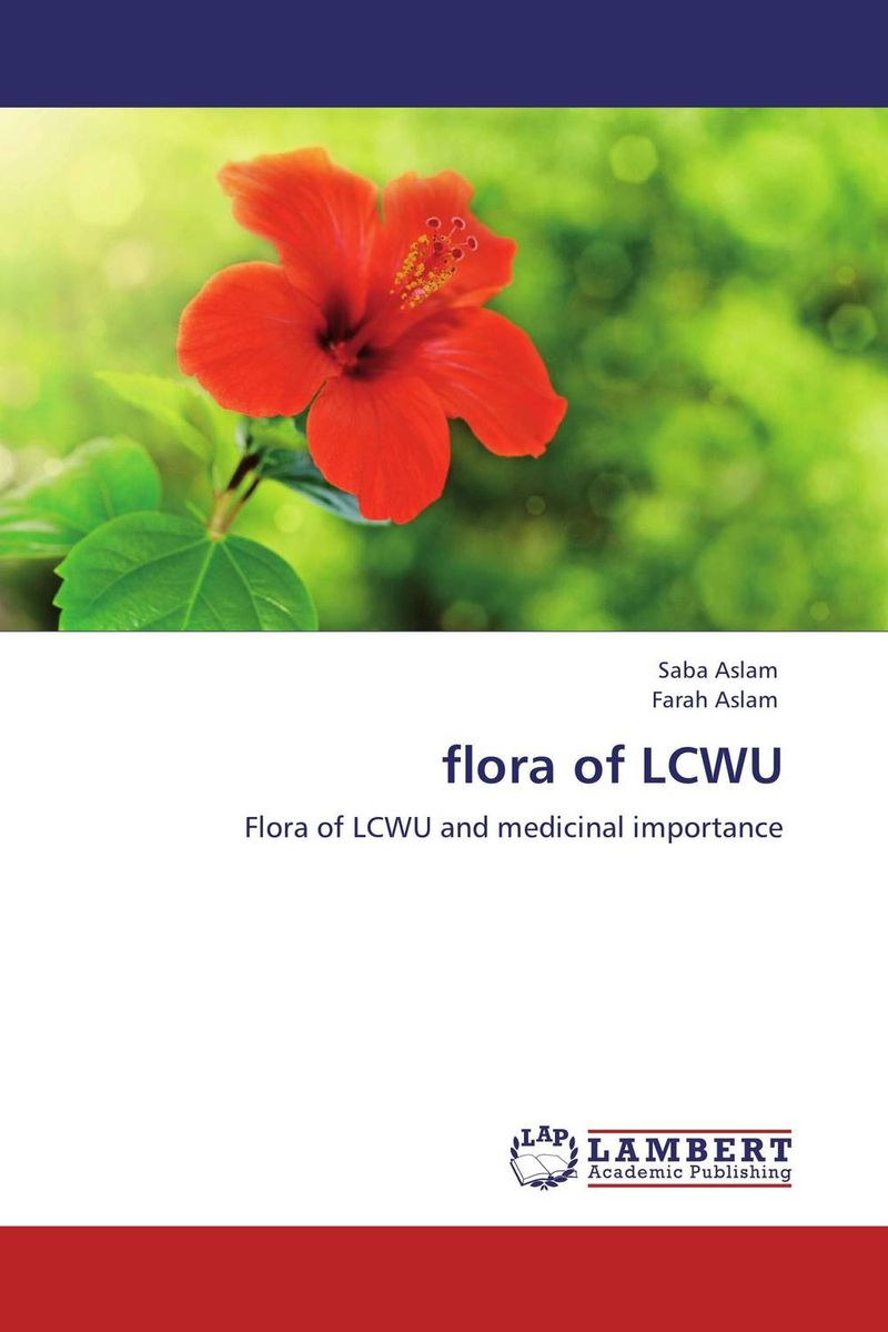 flora of LCWU flora of lcwu