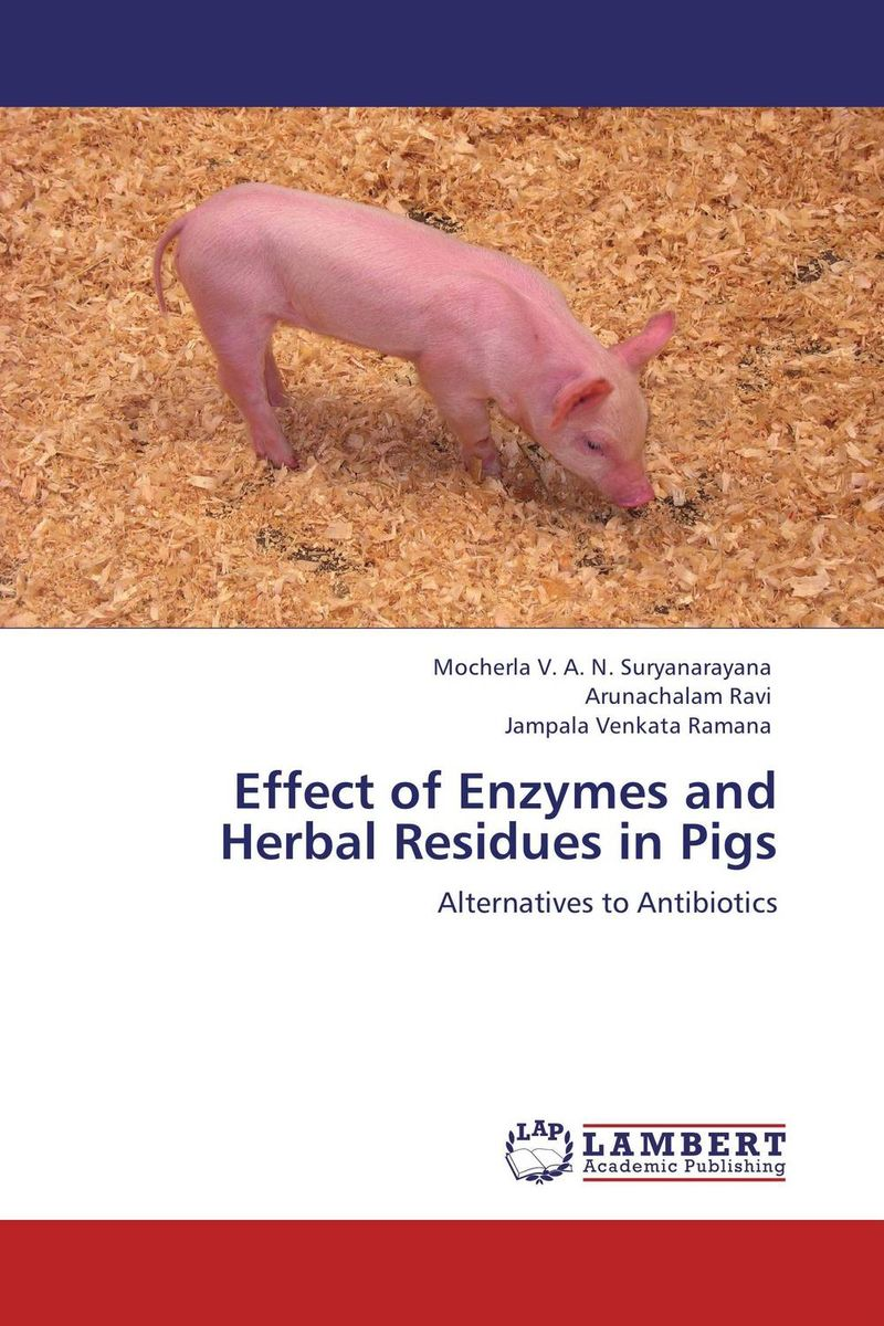 Effect of Enzymes and Herbal Residues in Pigs effect of curcuma longa on ovary of endosulfan exposed mice