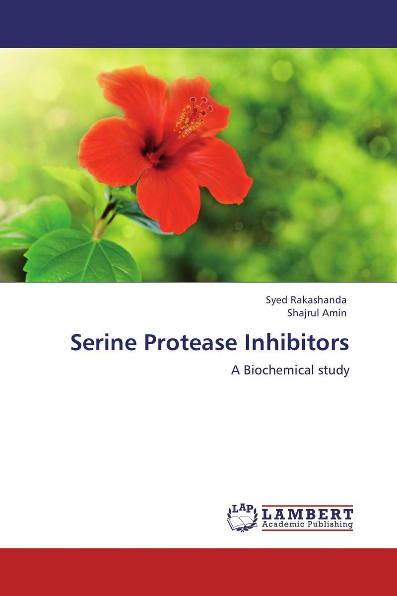 Serine Protease Inhibitors md yousuf ansari ganesh chandra sahoo and pradeep das structure identification inhibitors designing against hgprtase