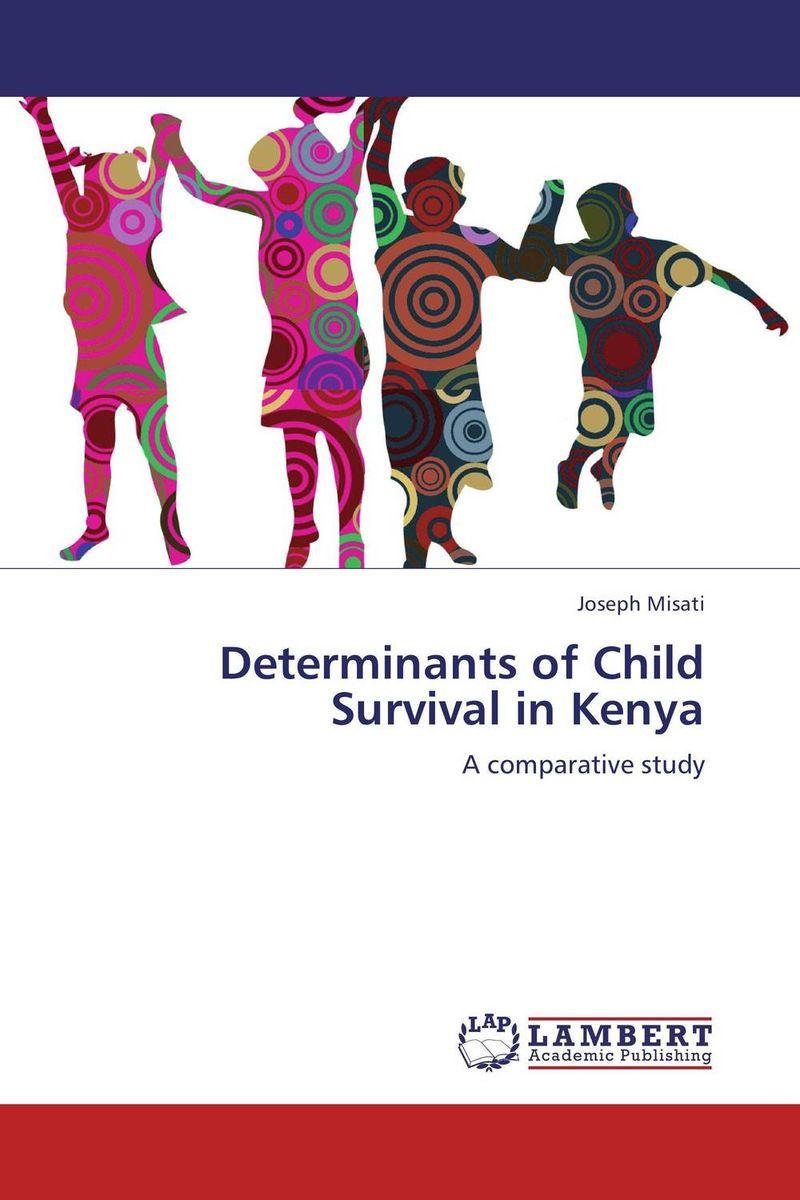 Determinants of Child Survival in Kenya maurice ombok determinants of water accessibility in kenya
