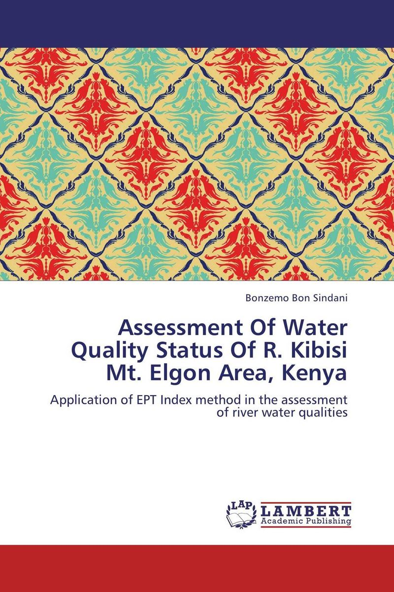 Assessment Of Water Quality Status Of R. Kibisi Mt. Elgon Area, Kenya physicochemical and bacteriological water quality assessment