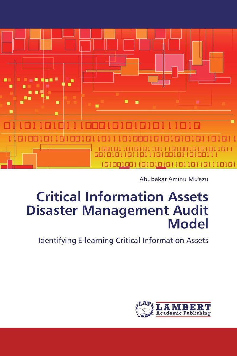 Critical Information Assets Disaster Management Audit Model critical information assets disaster management audit model